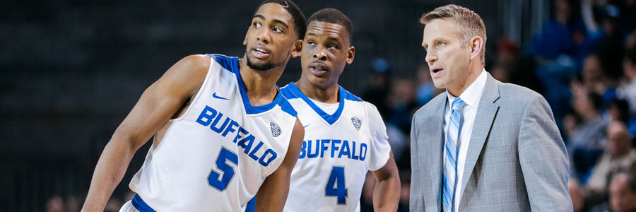 Eastern Michigan at Buffalo should be an easy victory for the Bulls.