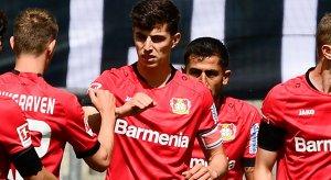 Bundesliga Bayern Munich Vs Leverkusen Matchday 30