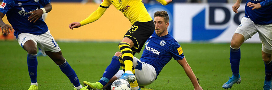 Bundesliga Betting Odds – Borussia Dortmund vs FC Schalke 04