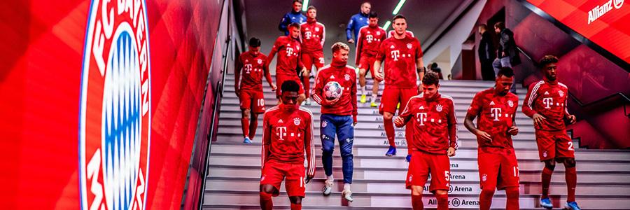 Bundesliga Betting Odds – Union Berlin vs Bayern Munich