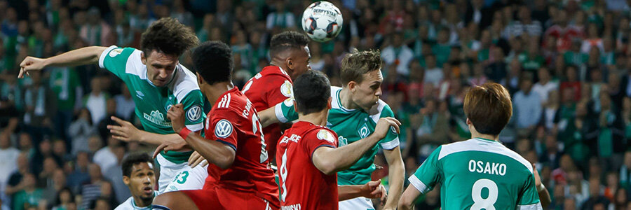 Bundesliga Betting Odds – Werder Bremen vs. Leverkusen