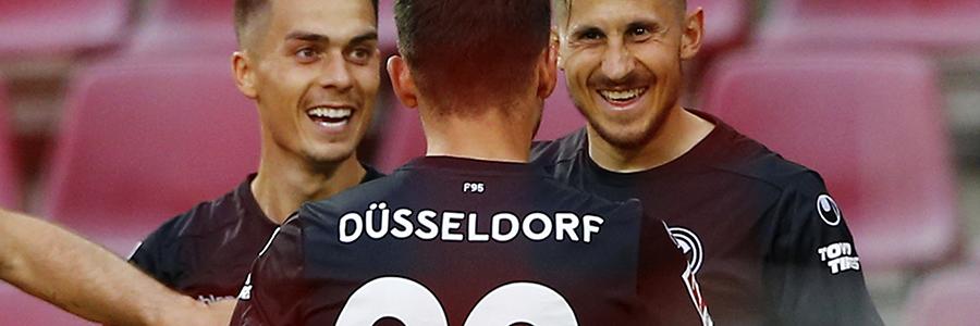 Bundesliga - Fortuna Dusseldorf vs Schalke 04 Matchday 28