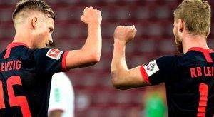 Bundesliga Paderborn vs. RB Leipzig Matchday 30