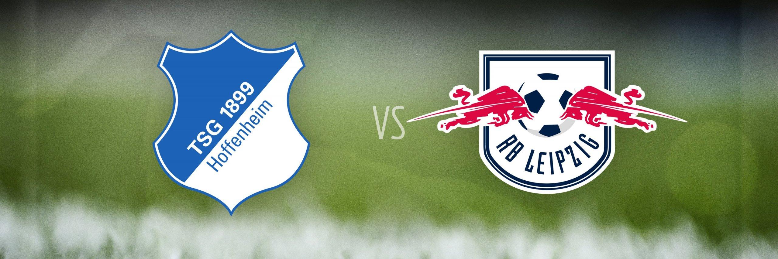 Bundesliga RB Leipzig Game Vs Hoffenheim Matchday 31