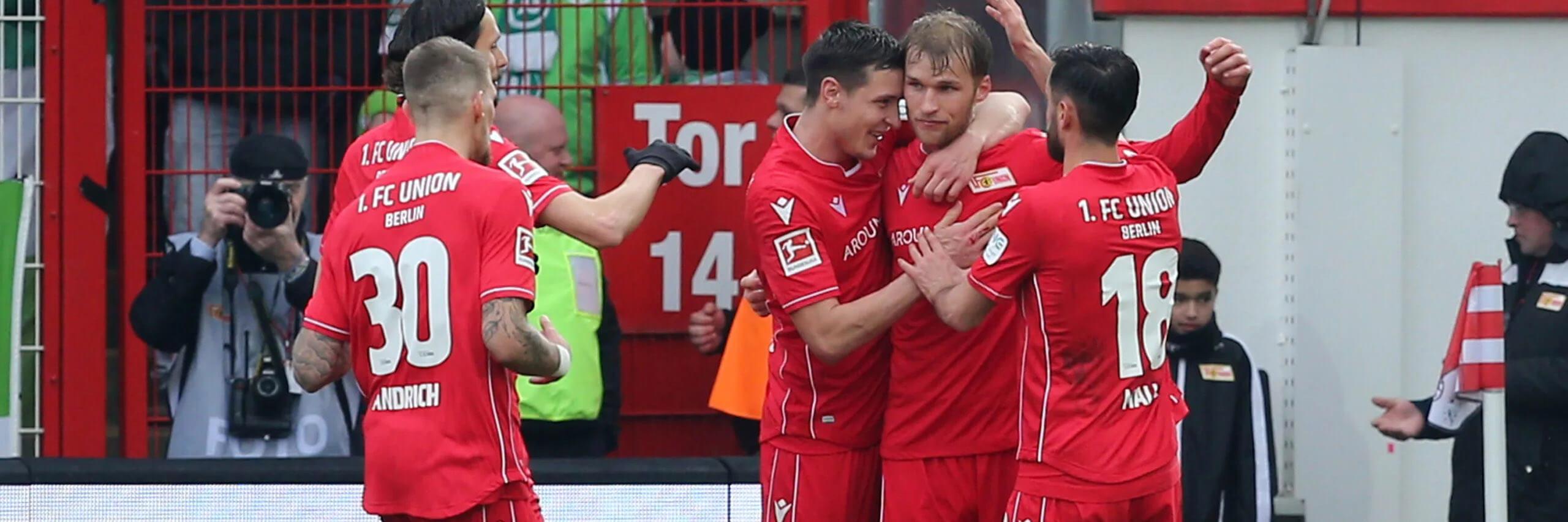 Bundesliga Schalke Vs Union Berlin Matchday 30