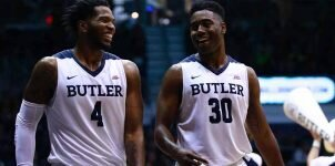 Butler vs #14 Creighton Road to March Madness