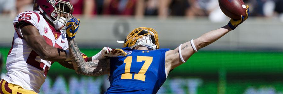 NCAA Football Week 14 ATS Picks.