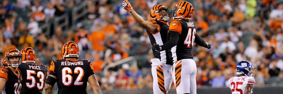 The Bengals should be one of your NFL Preseason Week 4 Betting picks.