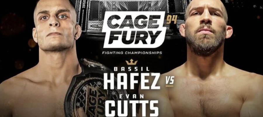 CFFC 94: Hafez Vs Cutts Expert Analysis - MMA Betting