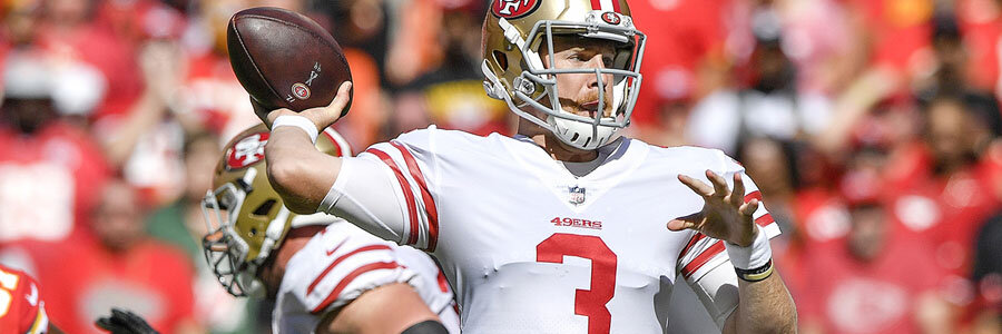Rams vs 49ers should be an easy victory for L.A.