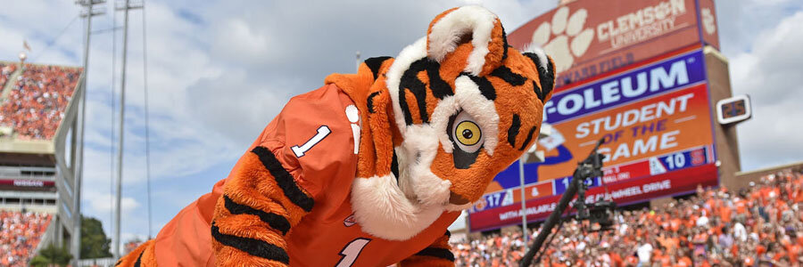 Georgia Tech at Clemson NCAAF Week 9 Betting Preview & Pick.