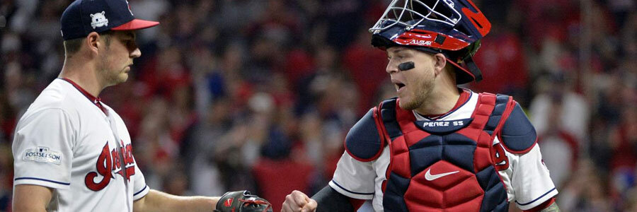 Cleveland Indians vs. New York Yankees ALDS Game 3 Betting Lines & Pick.