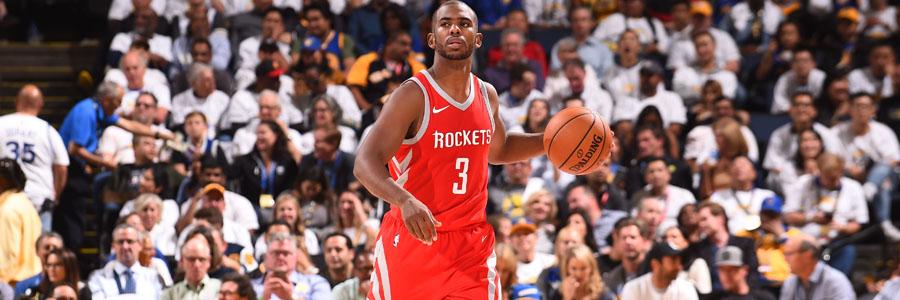 How to Bet Rockets vs Raptors NBA Spread & Expert Pick.