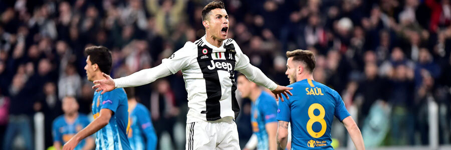 Juventus vs Atletico Madrid 2019 UEFA Champions League Odds & Prediction.