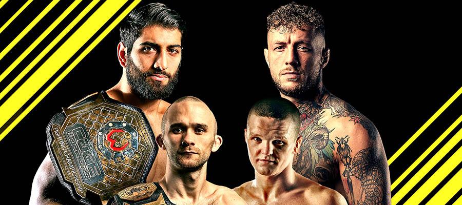 Cage Warriors 120 & 121 Expert Analysis - MMA Betting