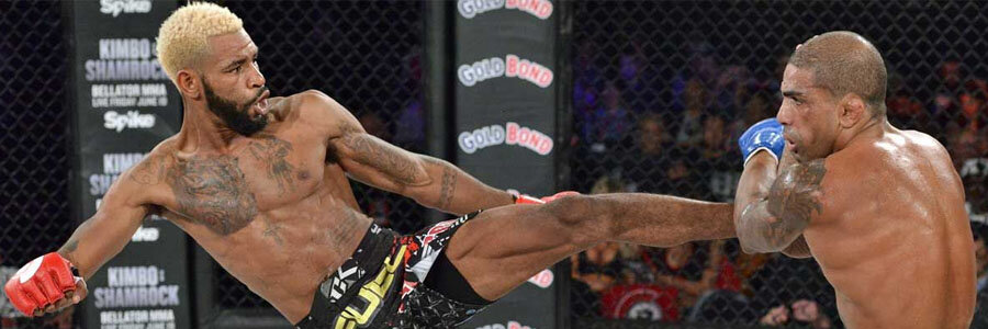 Darrion Caldwell should be one of your Bellator 238 betting picks.