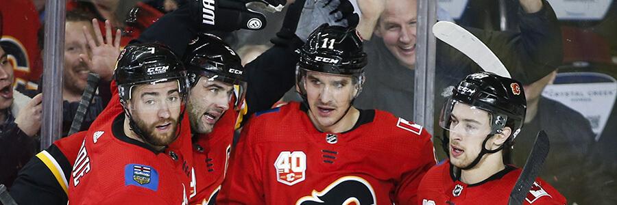 Calgary Flames 2020 NHL Season Analysis