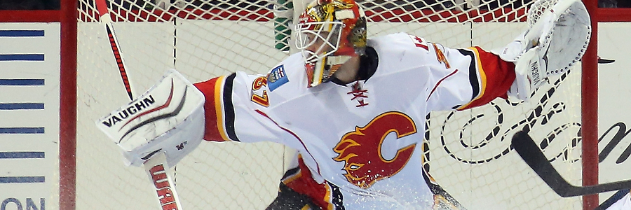 Calgary Flames Goalie
