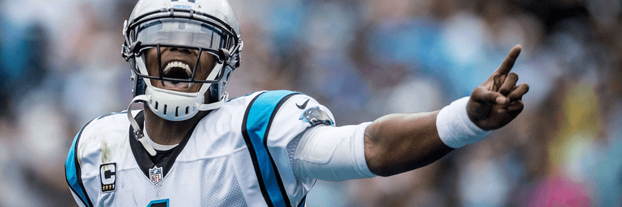 Cam Newton's dab celebration has become a staple in the NFL.