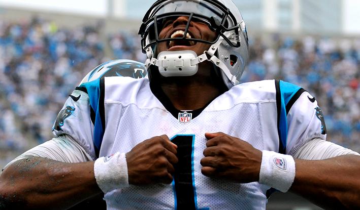 Cam Newton Carolina Panthers 2015 Season