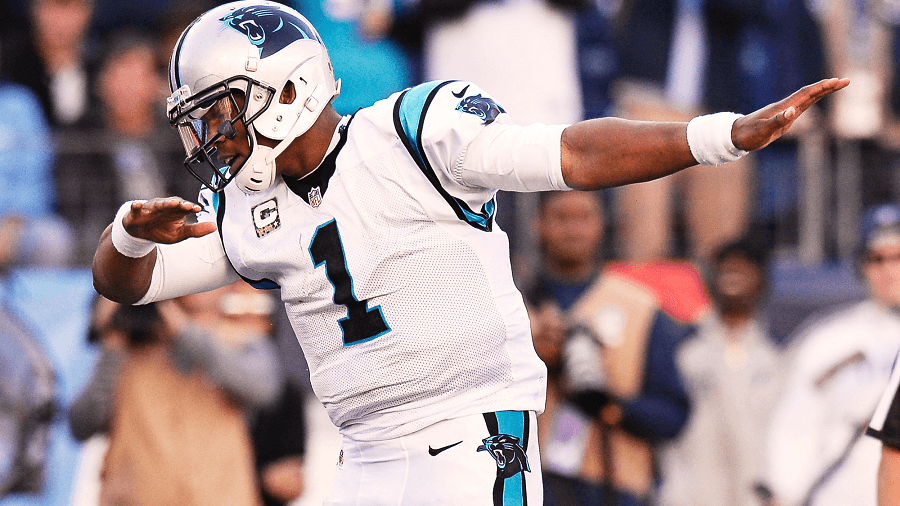 Cam Newton will be looking to Dab as much as possible vs Arizona.