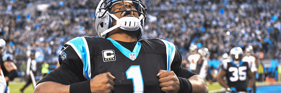Cam Newton is well on his way to be the NFL's MVP this season.