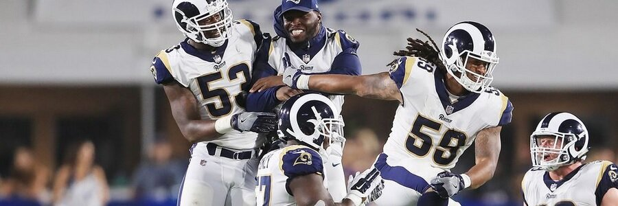 Los Angeles went 2-2 in the scrimmage season by beating the Cowboys and Raiders in NFL Week 1.