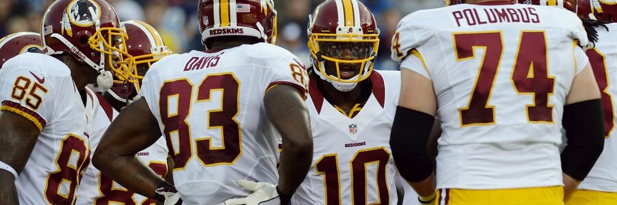 Are the Redskins a safe bet in the NFL odds against Philadelphia?