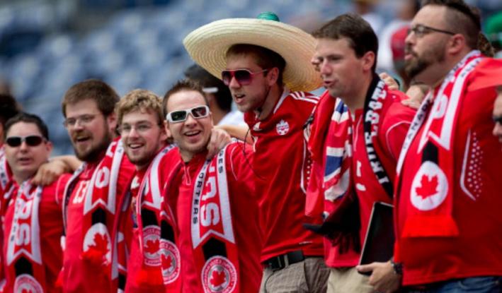 Canada Soccer Fans
