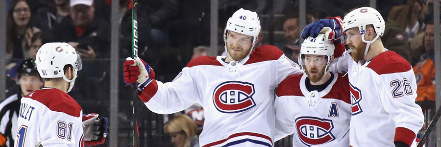 Canadiens vs Lightning NHL Odds, Preview, and Pick