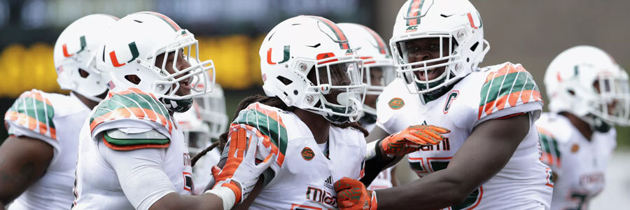 How to Bet Miami vs LSU College Football Week 1 Lines.