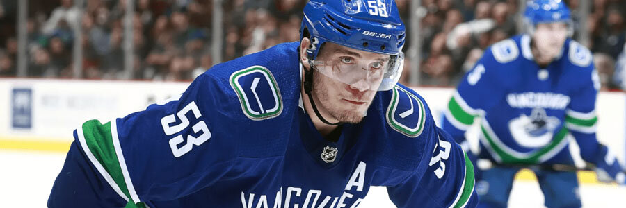 Canucks vs Panthers 2020 NHL Odds, Game Info & Prediction.