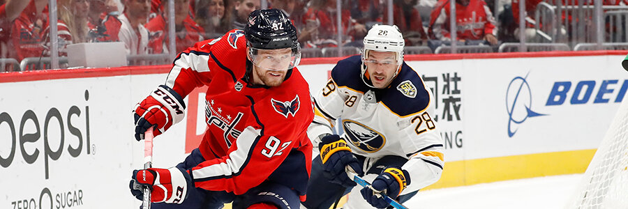 Capitals vs Sabres 2020 NHL Game Preview & Betting Odds