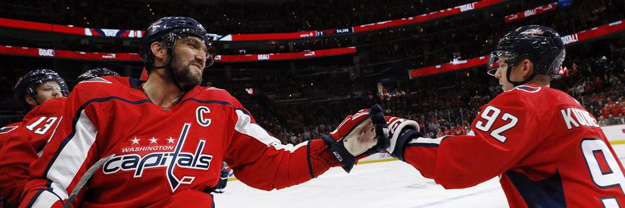 Capitals vs Stars NHL Week 2 Betting Lines & Expert Pick.
