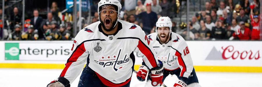 Capitals vs Devils 2019 NHL Odds, Game Info & Prediction.