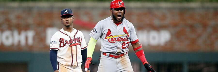 Nationals vs Cardinals is going to be a close one.