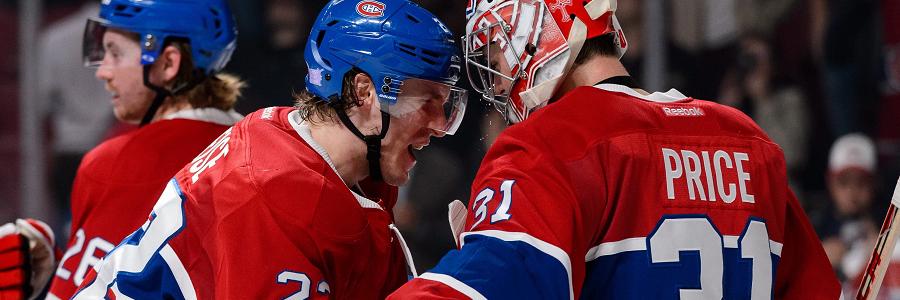 Carey Price NHL