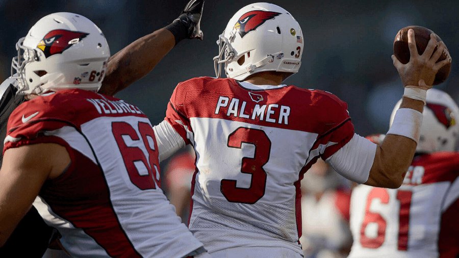 Carson Palmer sure deserves a big time win specially if the big game is in his stomping grounds.