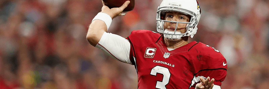 Carson Palmer doesn't want to stop now, he wants it all.