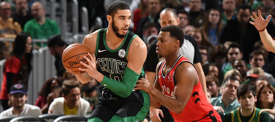 Celtics vs Raptors Odds & Pick - NBA Betting