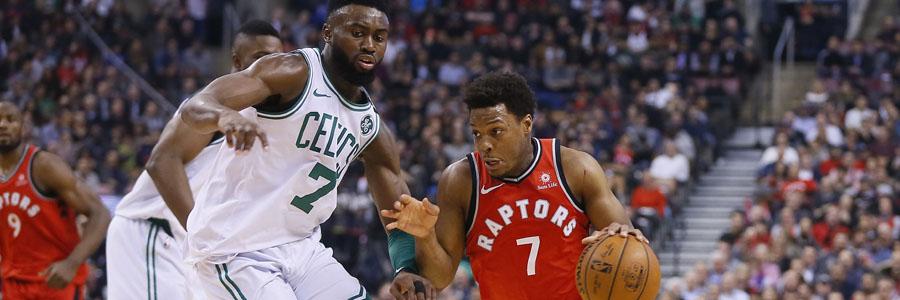 How to Bet Celtics at Raptors NBA Spread & Expert Pick.