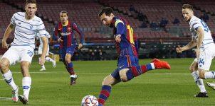Champions League Dynamo Kiev Vs Barcelona Analysis