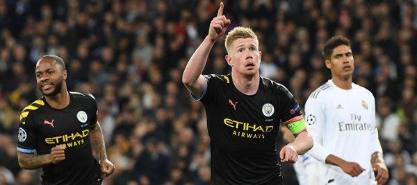 UEFA Champions League: Second Leg Betting Odds