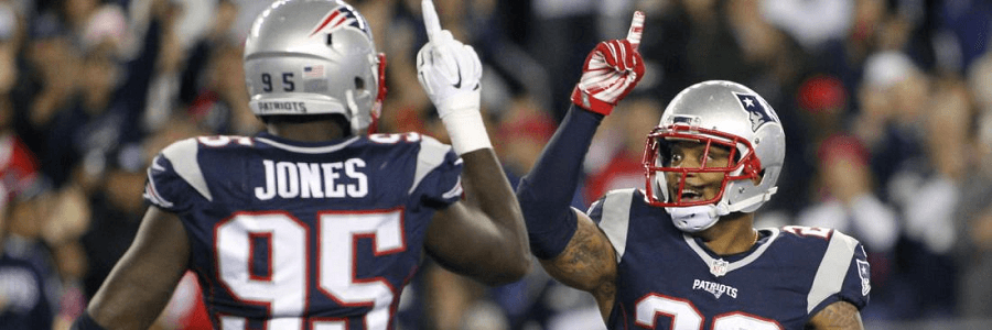 Chandler Jones has been a stand out player in a solid Patriots defense.