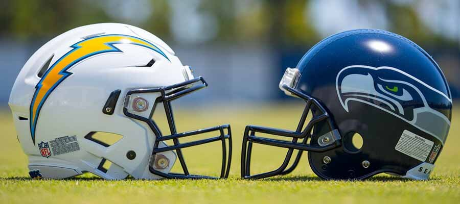 Chargers vs Seahawks NFL
