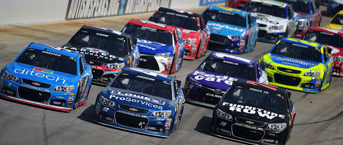 NASCAR's Cheez-It 355 Online Betting Preview