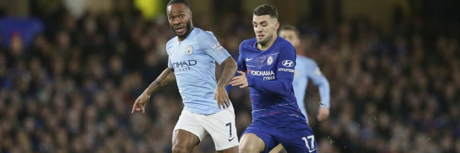 Chelsea vs Manchester City Odds & Pick for 2019 EFL Cup Final
