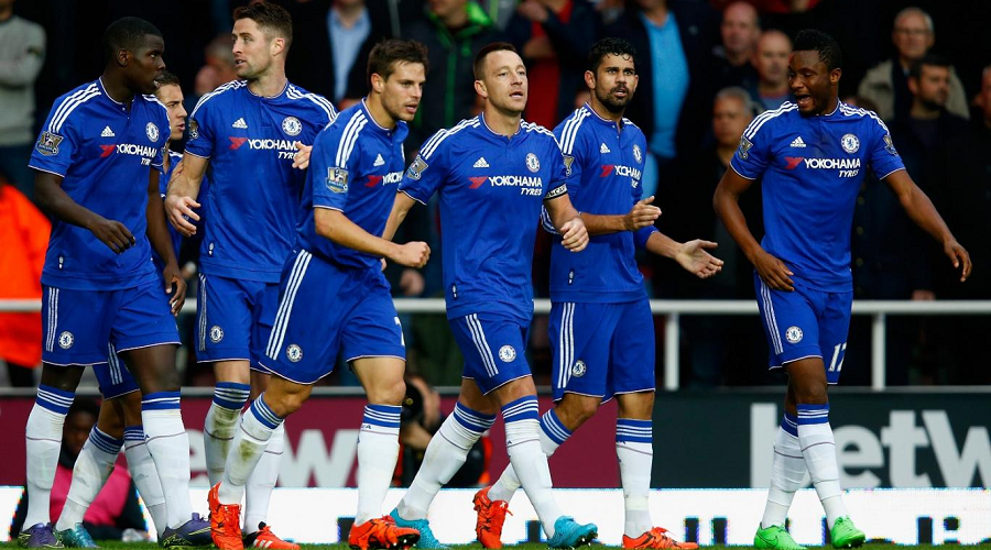 Chelsea FC vs Stoke