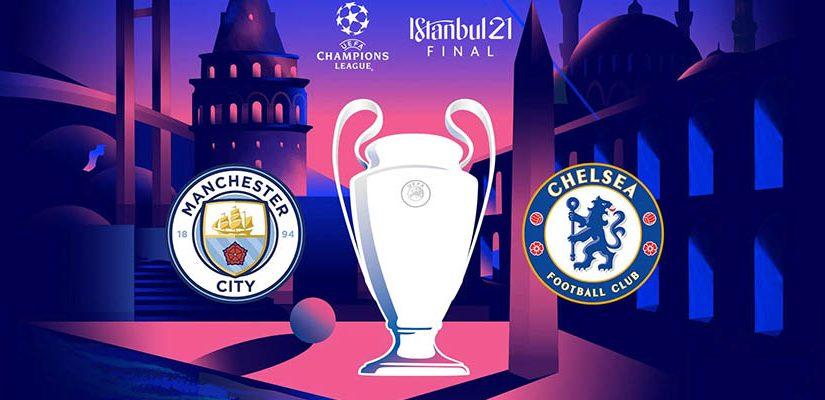 Chelsea Vs Man City Betting Odds - 2021 Champions League Finals