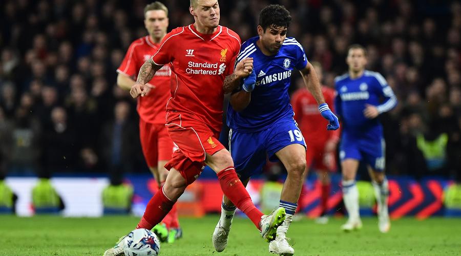 Chelsea vs Liverpool 2014